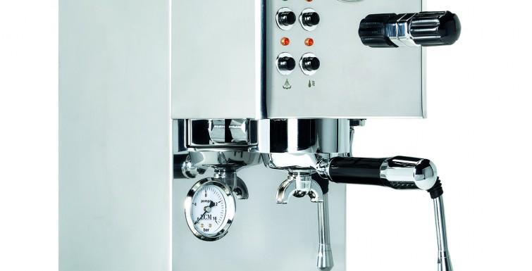 ECM CASA V ! Die neueste und kleinste Kaffeemaschine aus dem Hause ECM für nur 849,00 € !